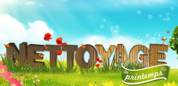 Arrivage du début avril 2017 : Ménage de printemps !
